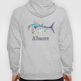 A is for Albacore Hoody