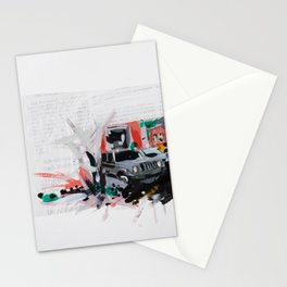 Accident one Stationery Cards