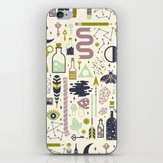 The Witch's Collection iPhone Skin