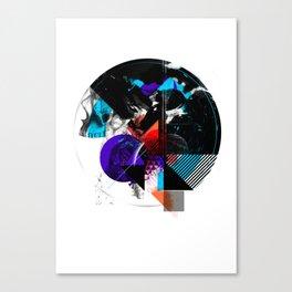 Cranial Insight Canvas Print