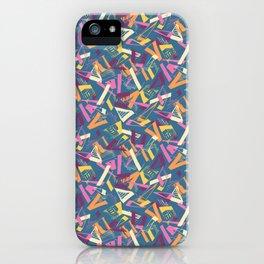 Fractured Geo iPhone Case