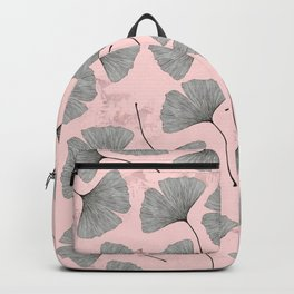 biloba pattern Backpack