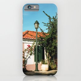 Portugal, Cascais (RR 186) Analog 6x6 odak Ektar 100 iPhone Case