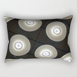 Barajas' Lights Rectangular Pillow
