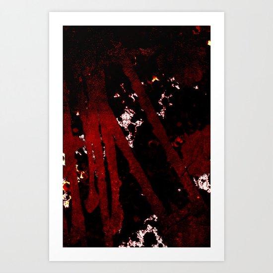 dark art Art Print