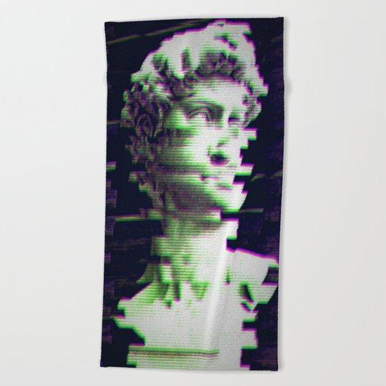 David Beach Towel