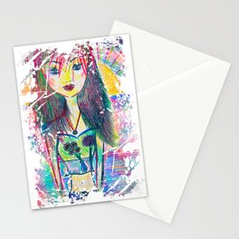 You are A Child of the Univerese, No Less than the Trees and the Stars Stationery Cards