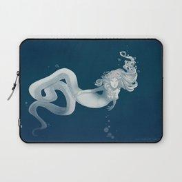 Elegant Sea Snake Mermaid Laptop Sleeve