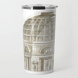 Pantheon Of Rome Travel Mug