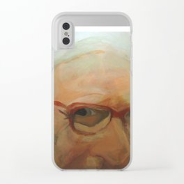 Ennio Morricone - The Look III Clear iPhone Case