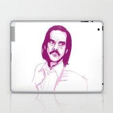 Nick Cave Laptop & iPad Skin