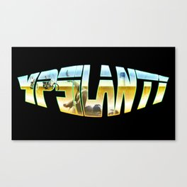 Ypsilanti Logo 1 Canvas Print