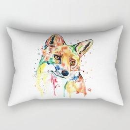 Fox - Whimsy Rectangular Pillow