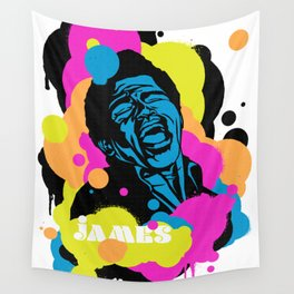 Soul Activism :: James Brown Wall Tapestry