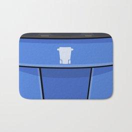 Giant Recycle Bin Bath Mat