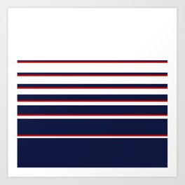 Britannia 80 Art Print