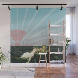 atmosphere 33 · Fukushima mon amour Wall Mural