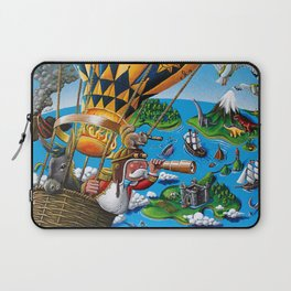 The Balloon Adventure Laptop Sleeve