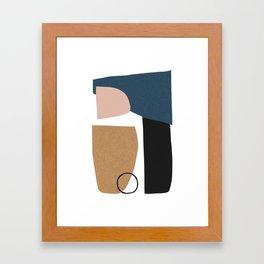 Bergen Framed Art Print