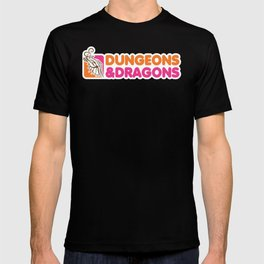 D&D All Nighter T-shirt