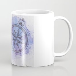 Find Me in the universe Coffee Mug
