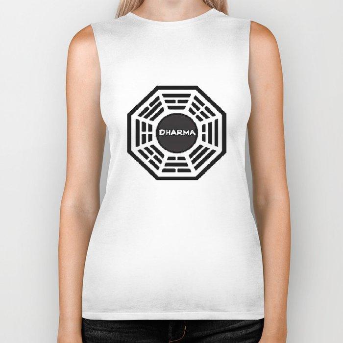 Dharma Initiative Biker Tank