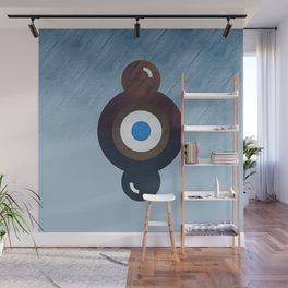 Circles H2O Wall Mural