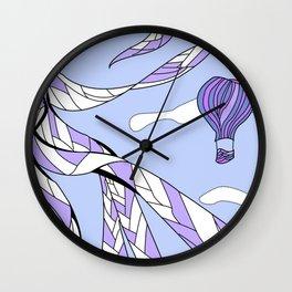 Elements - Air Wall Clock