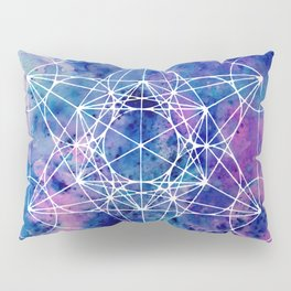 Zenetae Planet Metatron Pillow Sham