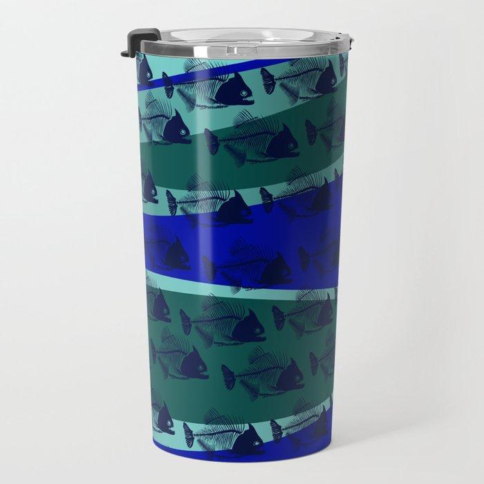 Sea Fish Travel Mug