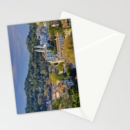 Sintra, evening light Stationery Cards