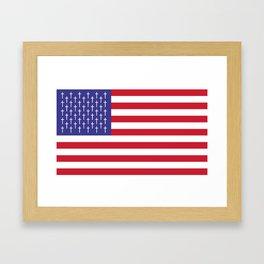 United Nations. Framed Art Print