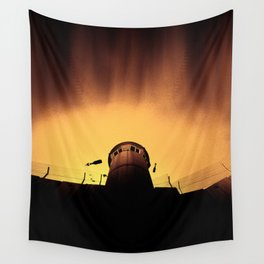 Palestine, The Apartheid Wall Wall Tapestry