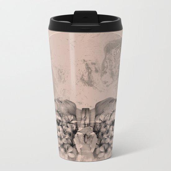 the beauty Metal Travel Mug