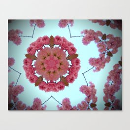 Blossom K4 Canvas Print