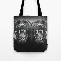 Panther Power Tote Bag