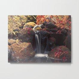 Fall Into Autumn Metal Print