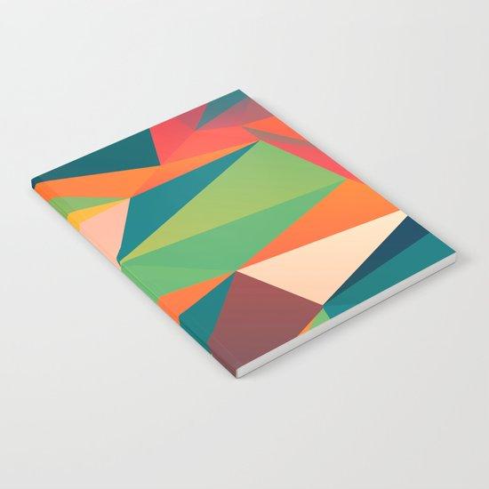 Geometric XIII Notebook