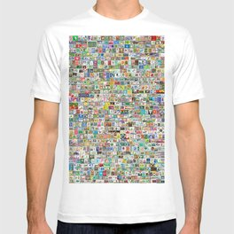 Soccer Stamps T-shirt