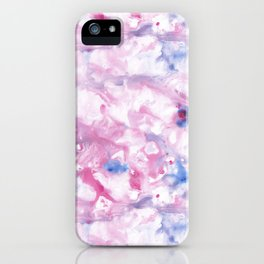 Pink Dreams iPhone Case