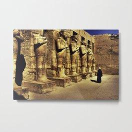 Luxor Metal Print
