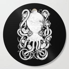 Octupus Cutting Board