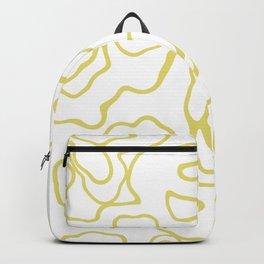 """""""Doray"""" - (white) Backpack"""