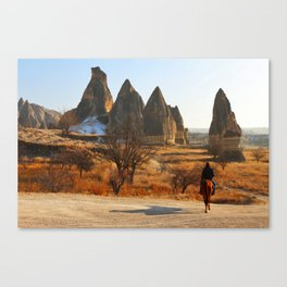 Western Style  Canvas Print