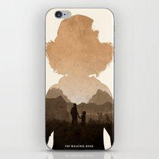 Clementine (TWD) iPhone & iPod Skin