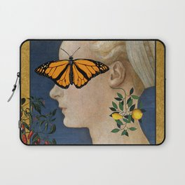Under the Butterfly Laptop Sleeve