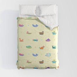 Sea slug Comforters