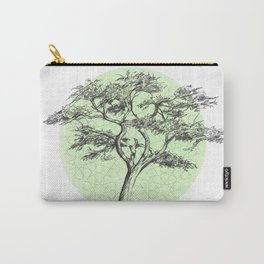 MYSTIC LOTE TREE Carry-All Pouch