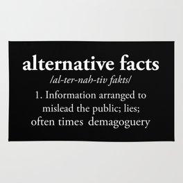 Alternative Facts Rug