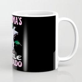 Grandma's Little Tornado Children's Storm Coffee Mug